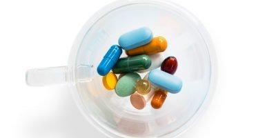 Vitamines en voedingssupplementen verkopen